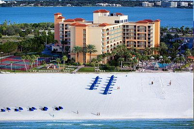 Sheraton Sand Key Beach